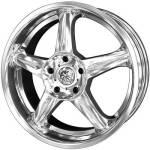 American Racing Wheels AR688 Coil Chrome