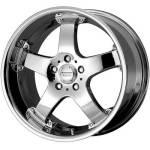 American Racing Wheels AR699 Rebel Chrome