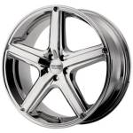 American Racing Wheels AR883 Maverick Chrome