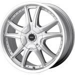 American Racing Wheels Alert Silver