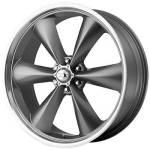 American Racing Wheels AR104 Torq Thrust ST Gray