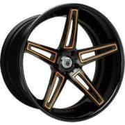 Asanti CX506 Black and Orange