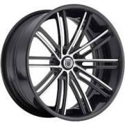 Asanti CX193 Black / Chrome
