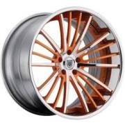 Asanti CX508 Orange and Chrome
