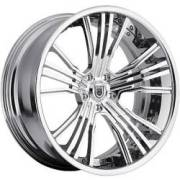 Asanti CX187 Chrome