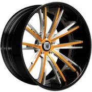 Asanti CX177 Custom Wheels