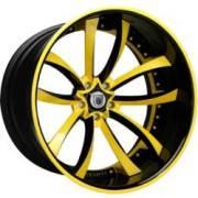 Asanti CX503 Black and Yellow