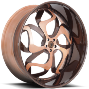 Asanti 808 Bronze Brown
