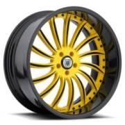 Asanti 815 Yellow w/ Black