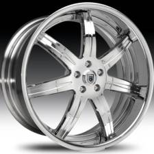 Asanti AF161 Chrome Step Forged Wheels
