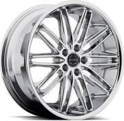 Asanti Black Label ABL-10 Chrome Wheels