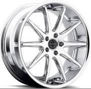 Asanti Black Label ABL-4 Chrome Wheels