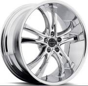 Asanti Black Label ABL-6 Chrome Wheels