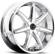 Asanti Black Label ABL-9 Chrome Wheels