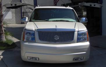 Autostyle Body Kit for Cadillac Escalade