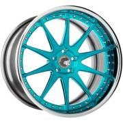 Avant Garde F420 Brushed Turquoise Spec 1
