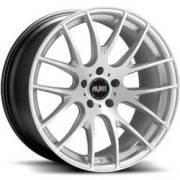 Avat AV10 Gloss Silver Wheels