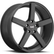 Avat AV5 Matte Black Wheels