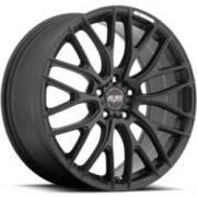 Avat AV7 Matte Black Wheels