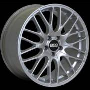 BBS CS-5 Sport Silver