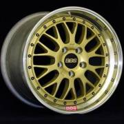 BBS E28 Gold