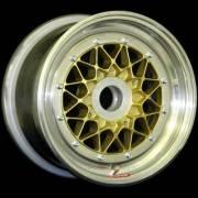 BBS E62 Gold