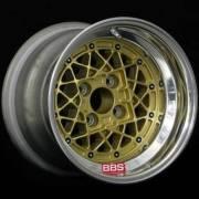 BBS E68 Gold