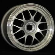 BBS GT3 Silver
