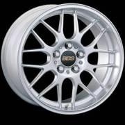 BBS RG-R Diamond Silver