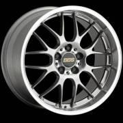 BBS RS GT Diamond Black