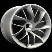 BBS Special Design Silver