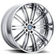 Beyern BMW Wheels Baroque Chrome