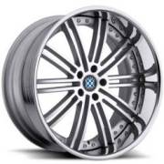 Beyern BMW Wheels Baroque Mirror Cut