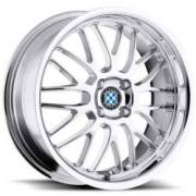 Beyern BMW Wheels Type Mesh 4 Chrome