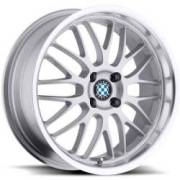Beyern BMW Wheels Type Mesh 4 Silver
