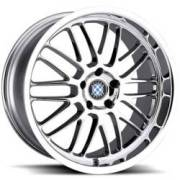 Beyern BMW Wheels Type Mesh 5 Chrome