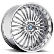 Beyern BMW Wheels Type Multi Spoke Chrome