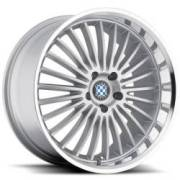 Beyern BMW Wheels Type Multi Spoke Silver