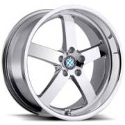 Beyern BMW Wheels Rapp Chrome