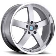 Beyern BMW Wheels Rapp Silver