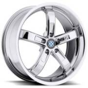 Beyern BMW Wheels Type 5 Spoke Chrome
