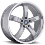 Beyern BMW Wheels Type 5 Spoke Silver
