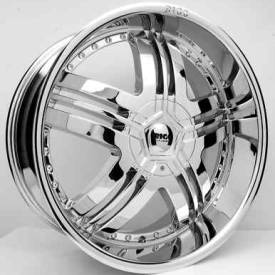 Bigg Liar Chrome Wheels
