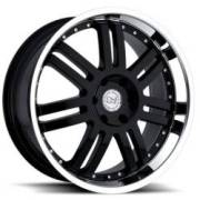 Black Rhino Serengeti Gloss Black Truck Wheels
