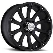 Black Rhino Sidewinder Matte Black Wheels