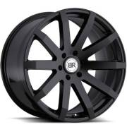 Black Rhino Traverse Matte Black Wheels