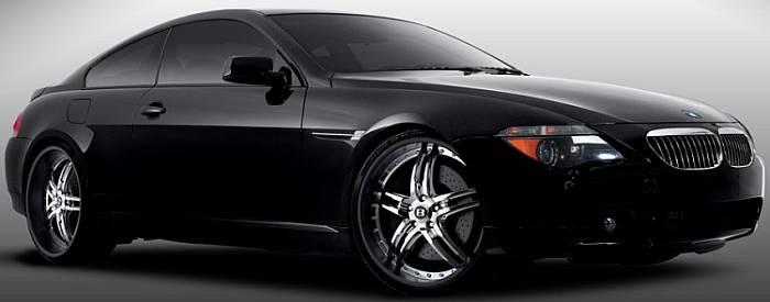 Boss Modular Wheels for BMW 650