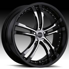 Boss Motorsports 337 Black
