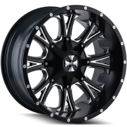Cali Offroad Americana Black Wheels
