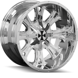 Cali Offroad Americana Chrome Wheels